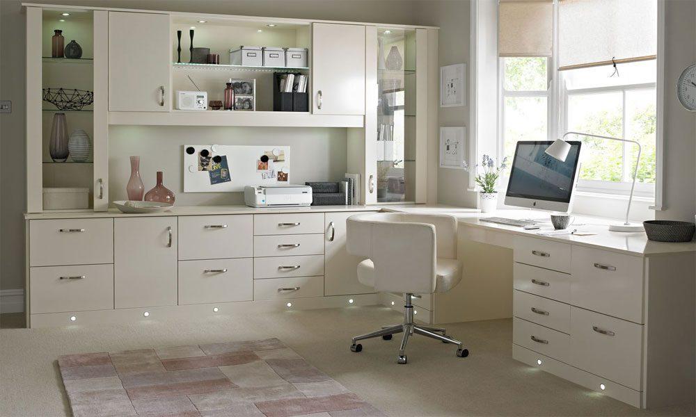 minimalist çalışma odası modeli7