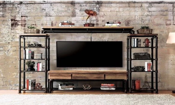 modern ve şık tv ünitesi