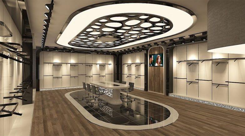 Mağaza tasarım ve projeleri