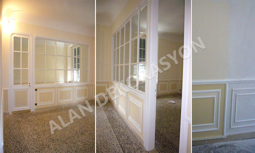 Villa dekorasyon ve yenileme işlerimiz
