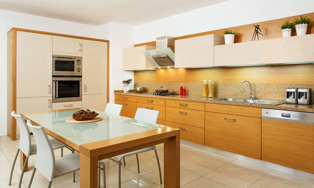 ahşap mutfak dekorasyon örneği12