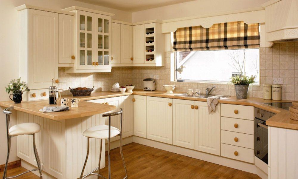 ahşap mutfak dekorasyon örneği8