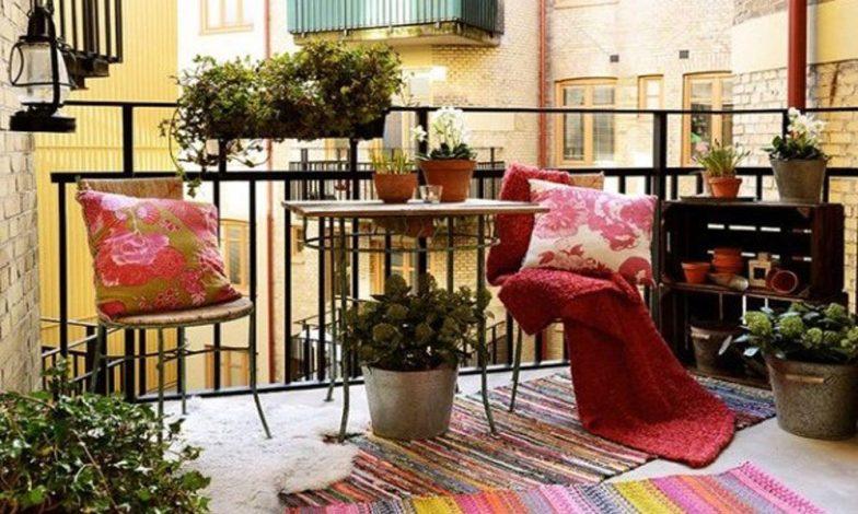 balkon dekorasyon örneği21