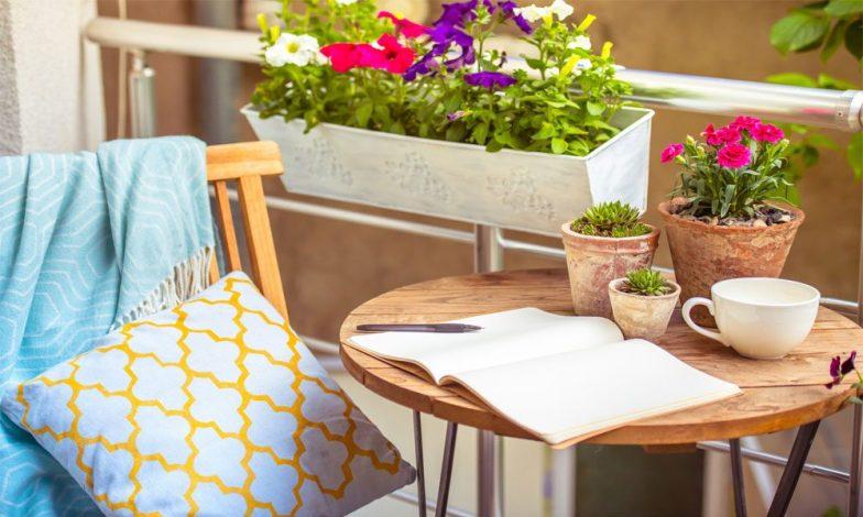 balkon dekorasyon örneği9