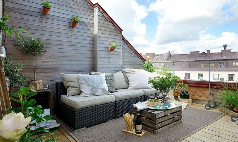 teras dekorasyon örneği2