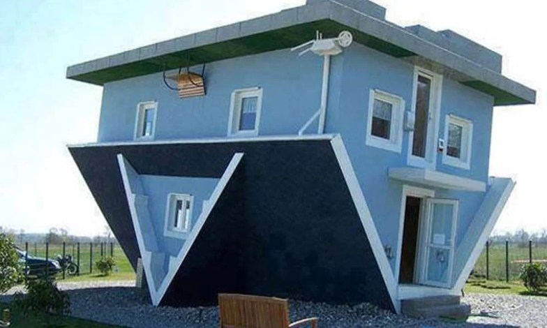 ters ev tasarımı