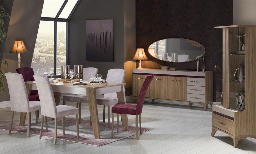 yemek odası dekorasyon örneği18