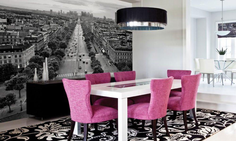 yemek odası dekorasyon örneği4