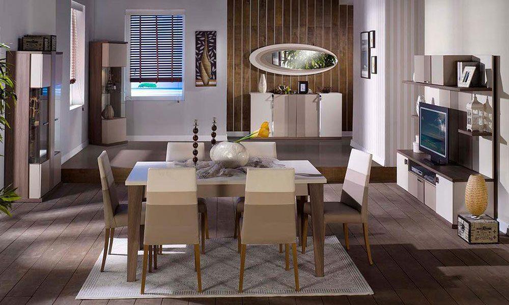 yemek odası dekorasyon örneği6