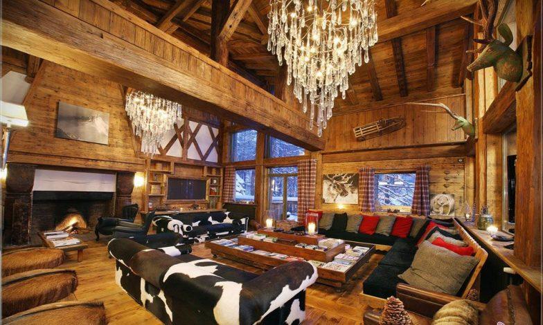 dağ evi tasarımı