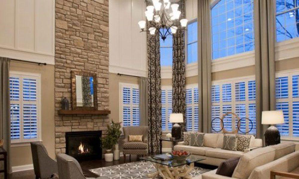 yüksek tavan dekorasyon örneği4