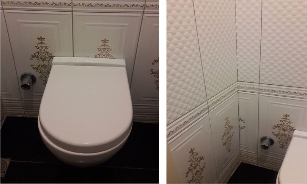 Öveçler tuvalet banyo tadilat ve dekorasyon7