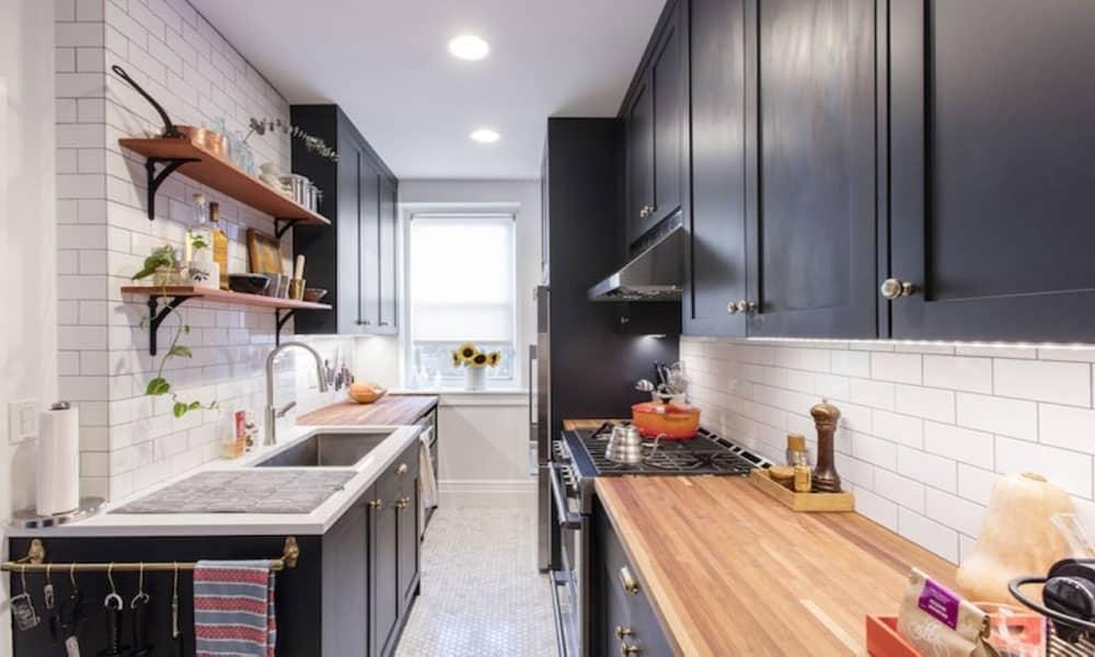 küçük mutfak dekorasyon örneği10