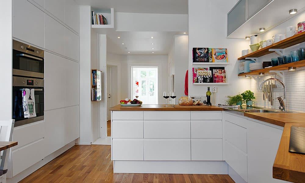 küçük mutfak dekorasyon örneği6