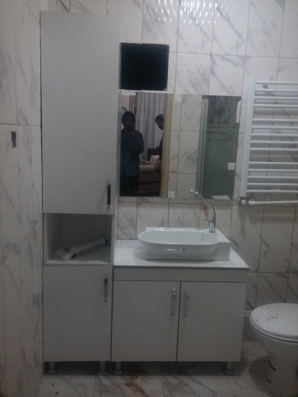 Banyo tadilatlari