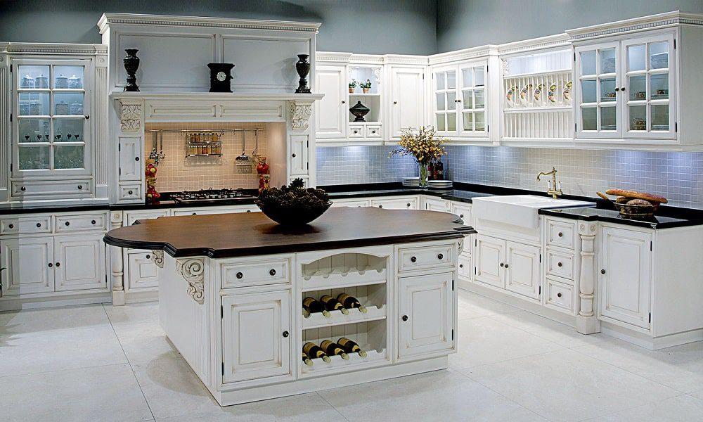 modern ahşap mutfak modeli13