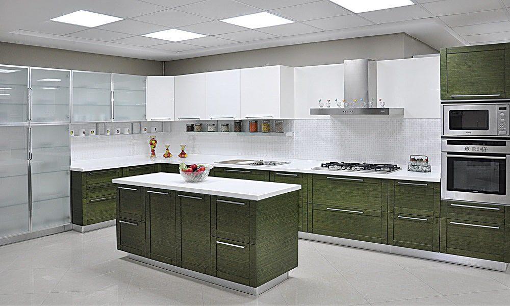 modern ahşap mutfak modeli21