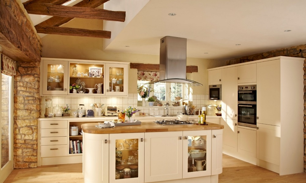 modern ahşap mutfak modeli6