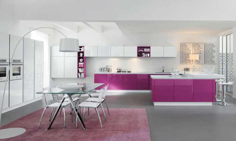 çift renk mutfak örneği2