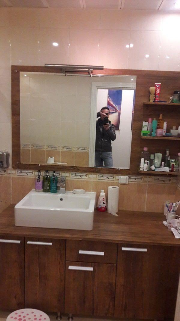 Banyo dolaplarını yenilemek