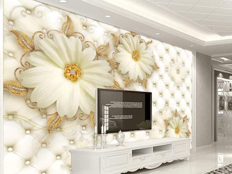 Yeni nesil 3D duvar kağıtları 5