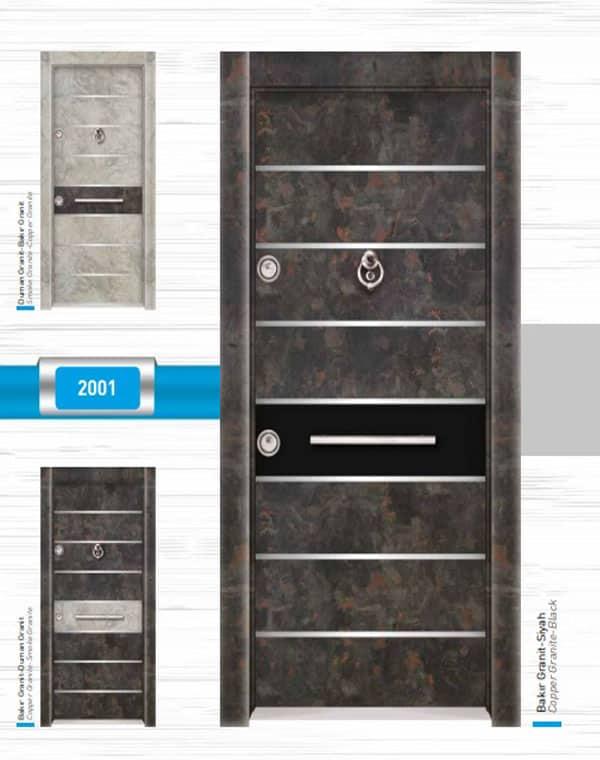 Çelik kapı modeli 13