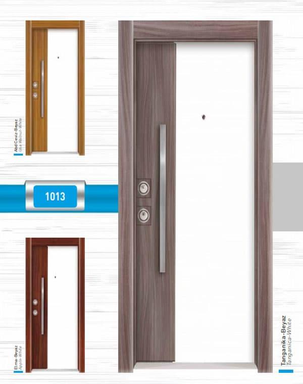 Çelik kapı modeli 14