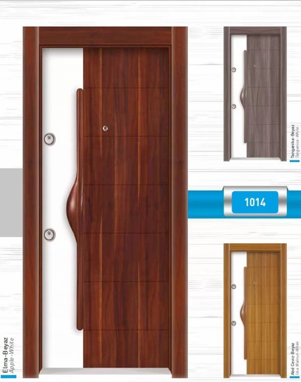Çelik kapı modeli 15