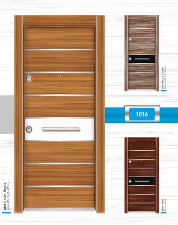 Çelik kapı modeli 17