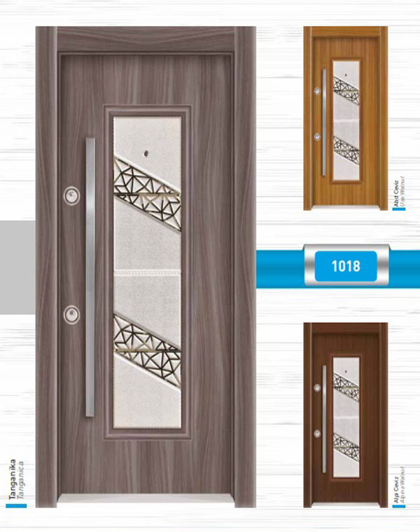 Çelik kapı modeli 19