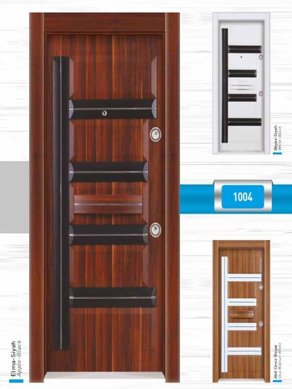 Çelik kapı modeli 4