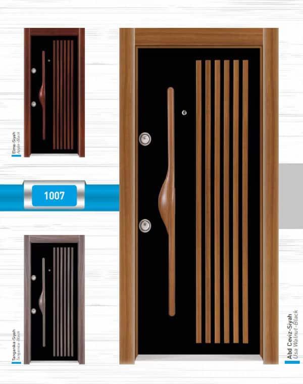 Çelik kapı modeli 6