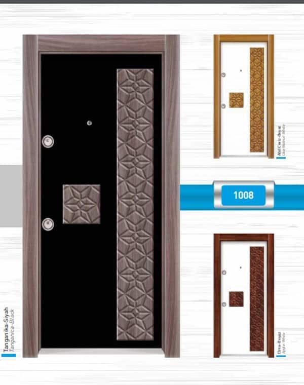 Çelik kapı modeli 9