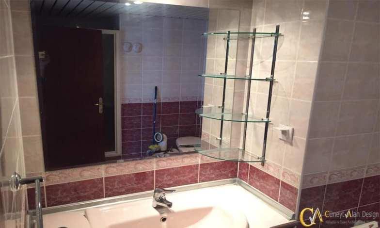 Bilkent'te Ev Yenileme İşimize Devam Ediyoruz3
