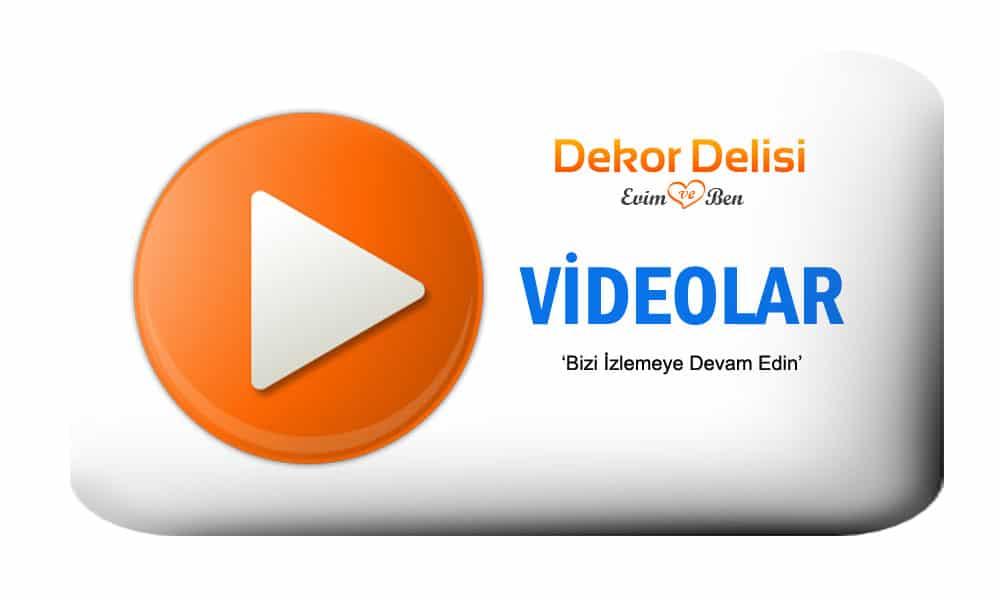 Videolar dekordelisi mimarlık