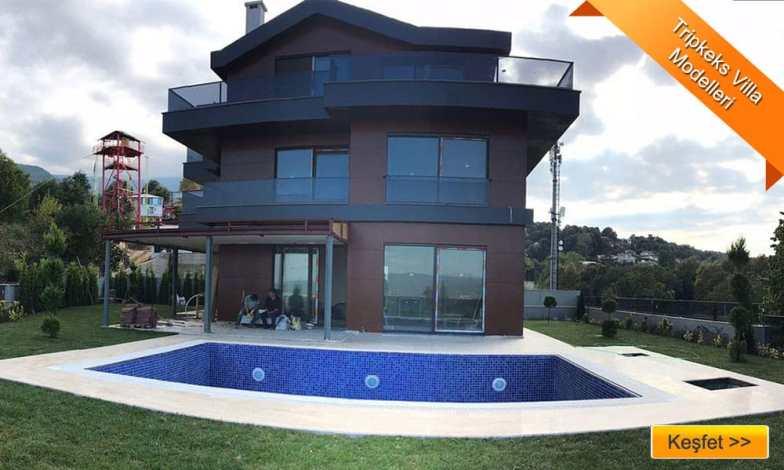 Tripleks Villa Modeli 8