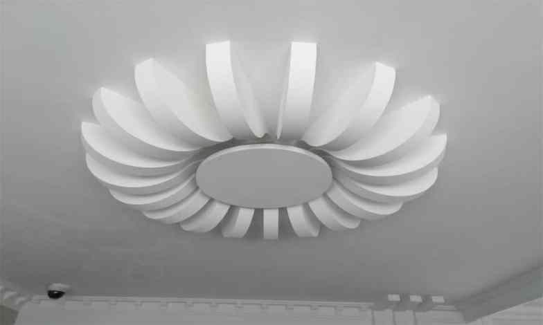 Farklı tavan dekorasyon2