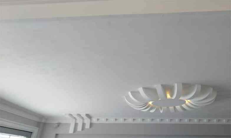 Farklı tavan dekorasyon7