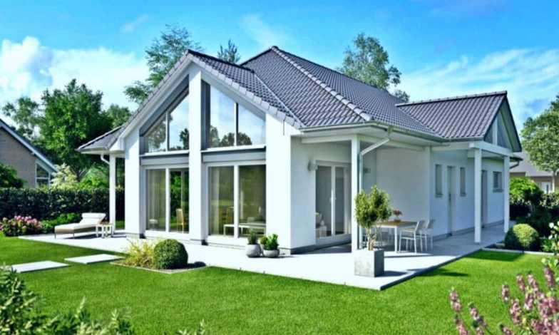 Tek katlı müstakil ev projeleri 5