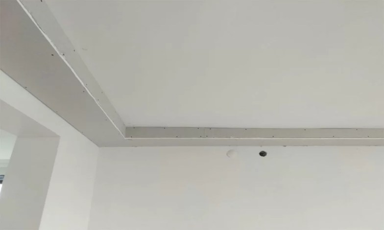 Alçıpan asma tavan alçı sıvaları9