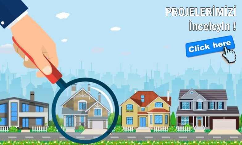 Ev Projelerimizi mutlaka inceleyin