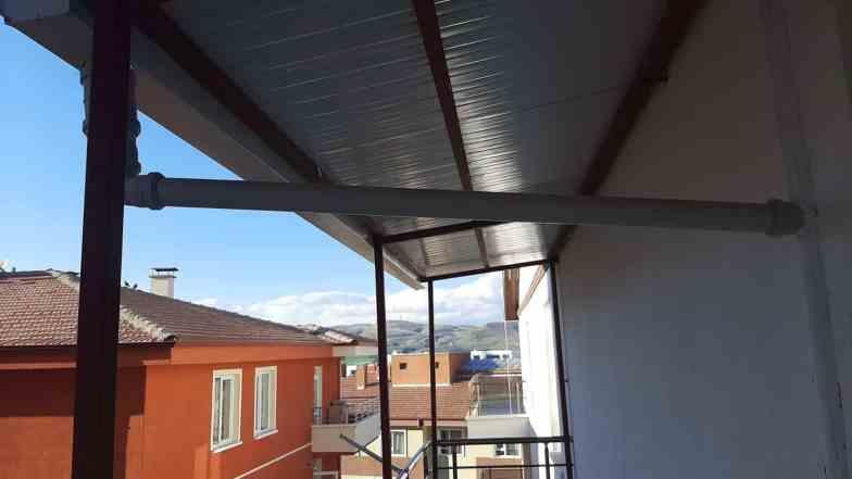 25 m2 terası 2 günde bitirdik5