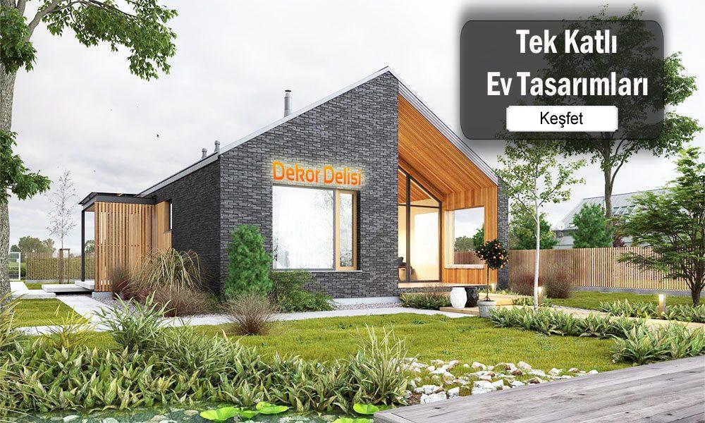 tek-katlı-ev-tasarımları