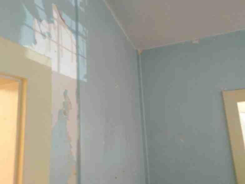 Harabe bir evi boyamak2