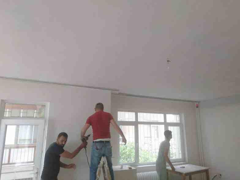 Alçıpan Tavan Çalışmalarımıza Başladık2