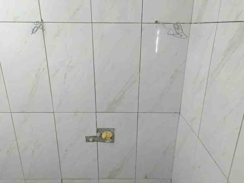 Banyo fayans döşeme1