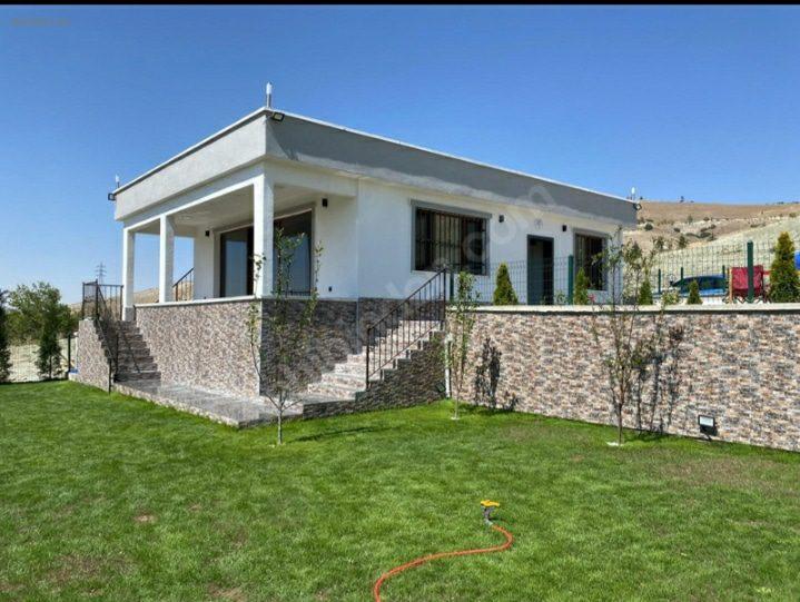 Hobi Bahçesi bağ evi betonarme10