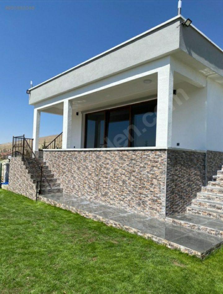 Hobi Bahçesi bağ evi betonarme22