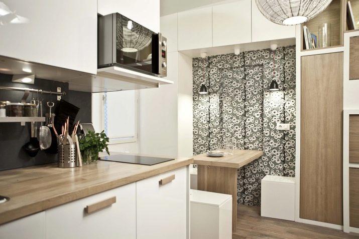 кухня 18 квм дизайн фото 7