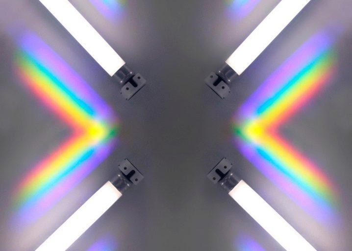 efectul lămpilor fluorescente asupra vederii